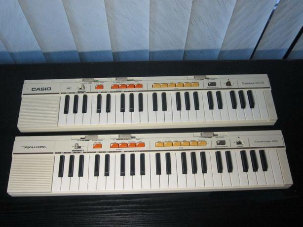 Синтезатор Realistic CASIO
