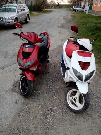 Продам скутер Peugeot speedfit2
