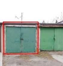 Garaż Osada Jana