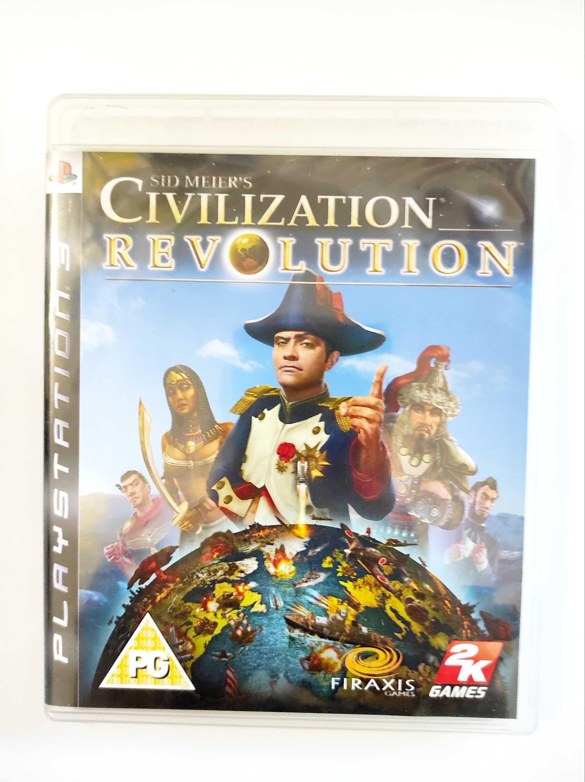 Civikization revolution ps3
