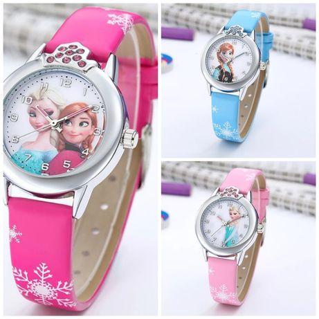 Kraina lodu, MINNIE, lol, dziecięce zegarki
