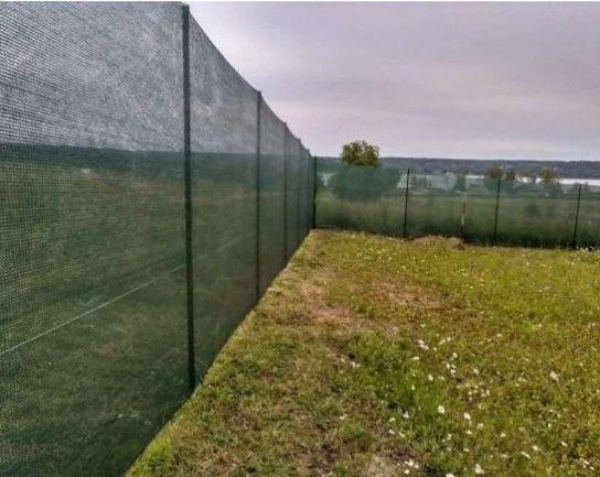 Сетка затеняющая фасадная 50г метражом или рулон, 2 метра