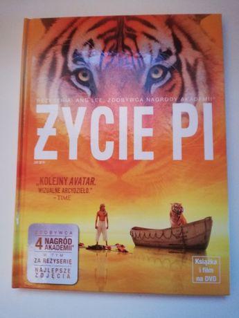 """""""Życie Pi"""" film na DVD"""