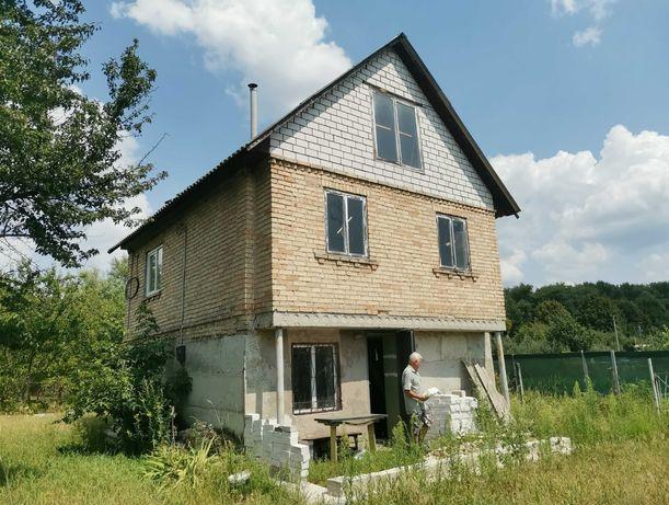 Продам дачу (дом 100м.кв+12соток) рядом с с. Власовка