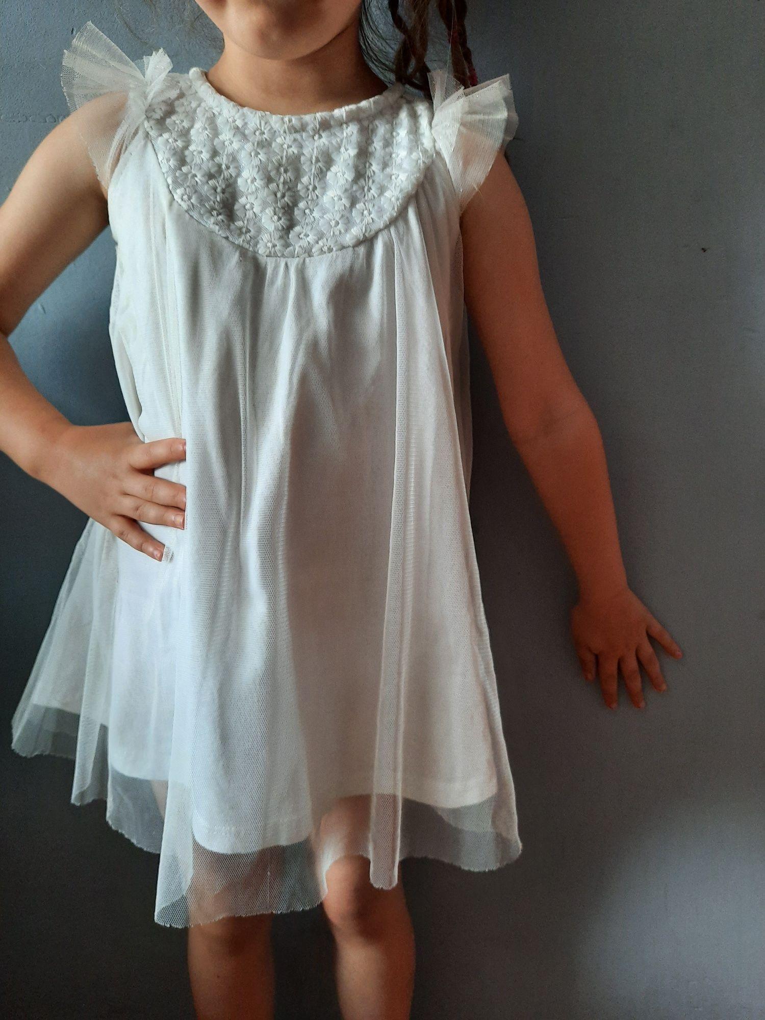Sukienka na roczek i nie tylko