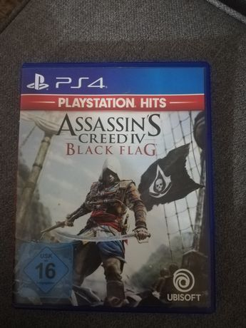 Gra na ps4 assassins creed IV black flag