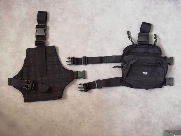 panel udowy miwo military i torba udowa texar