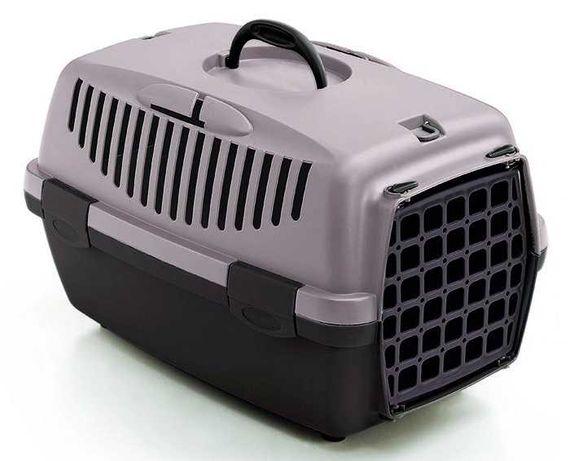 Transporter do auta Gulliver 1 dla kota psa do 6kg 48x32x31cm zwierząt