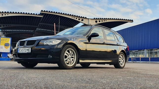 BMW 318I E91 Ideal