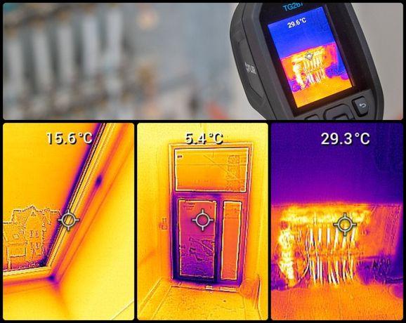 Wynajem kamera termowizyjna FLIR termowizja - Suwałki