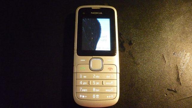 Telemovel Nokia, C - 1-- 01