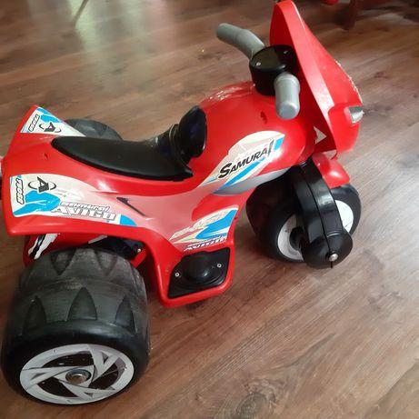 Motorek elektryczny