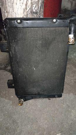 Радиатор ВАЗ классика латунный оригинал заводской под ремонт.