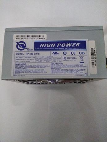 Блок питания High Power (Sirtec) HP-650-G14S