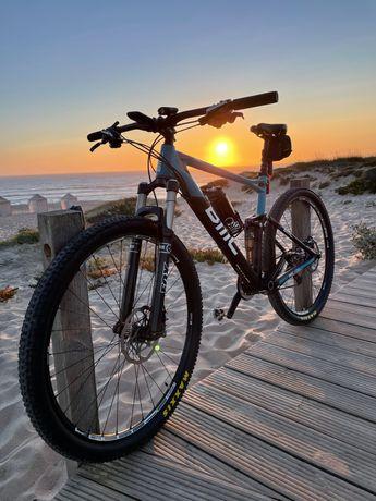Bicicleta btt BMC FOUR STROKE FS02 29 full carbon large