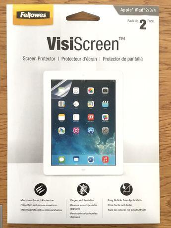 Folia ochronna na ekran Apple iPad 2/3/4 Fellowes - 2szt w opk