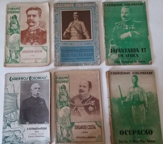 Cadernos Coloniais - Angola anos 30