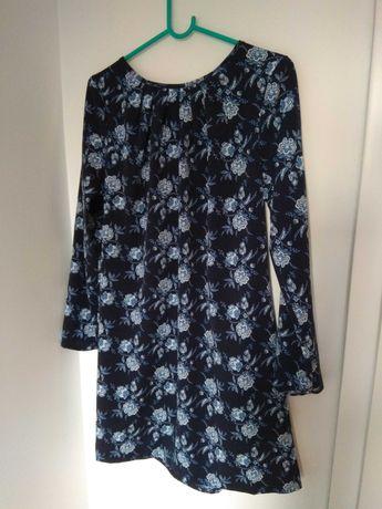Sukienka vintage retro oversize