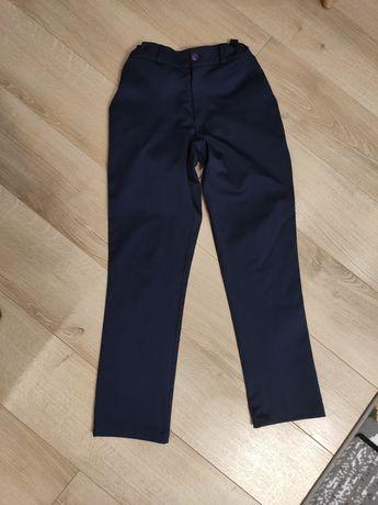 Spodnie komunijne chłopięce 140 cm
