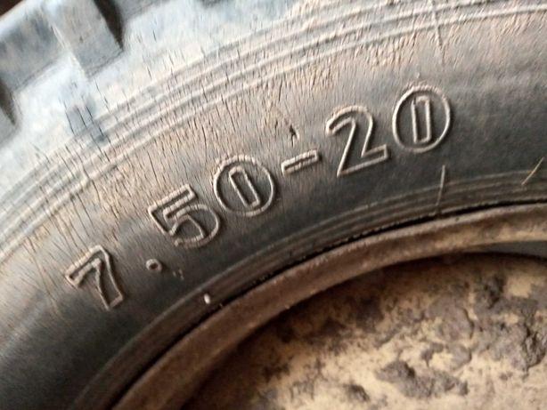 Koła przednie Ursus C-385, 902, 912,  Zetor 8011 i pochodne (7,50-20)