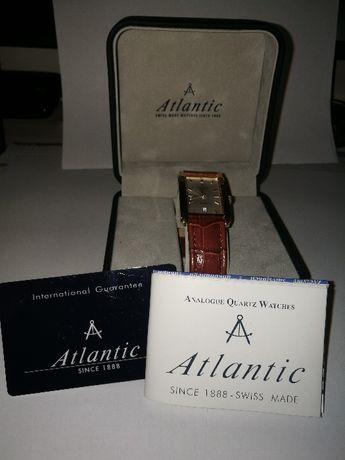 """Zegarek Atlantic z grawerem """"10 lat pracy w Statoil"""""""