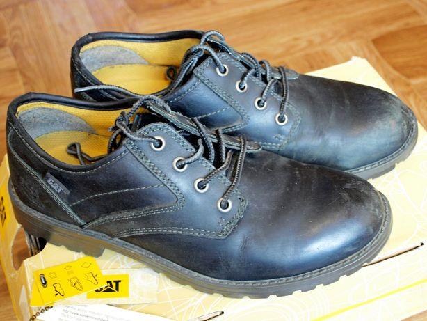 Туфли полуботинки Cat оригинал оксфорды на мальчика р.36