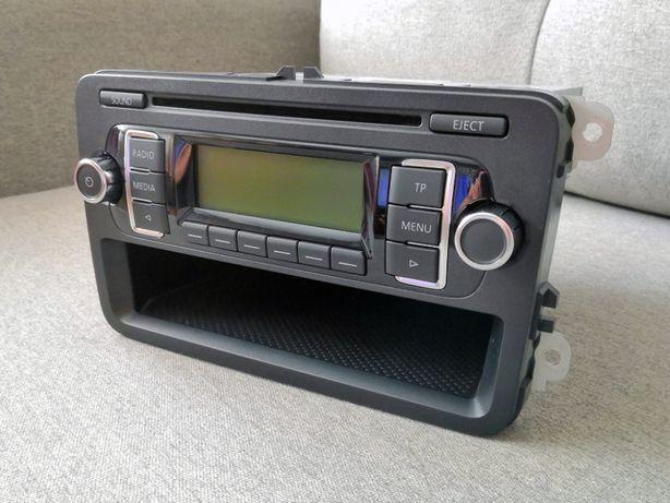 Oryginalne radio VW RCD 210 (Panasonic) Golf Polo Caddy Passat Jetta