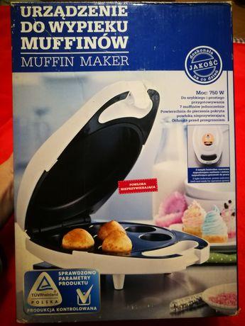 Urządzenie, maszynka do muffinek, babeczek NIEUŻYWANE