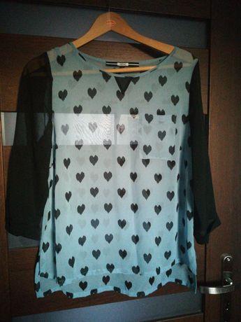 Bluzka, koszula mgielka r. M, Next