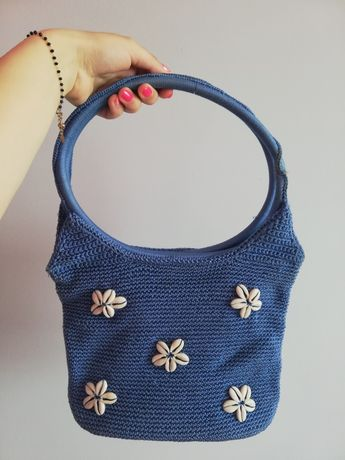 Torebka handmade DIY