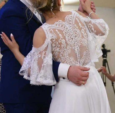 Suknia ślubna Ms moda Nicole
