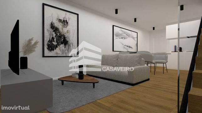 Apartamento T2 Duplex Centro Aveiro