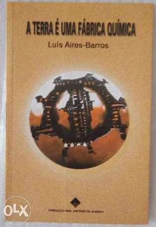 """Livro """"A Terra é uma Fábrica Química"""""""