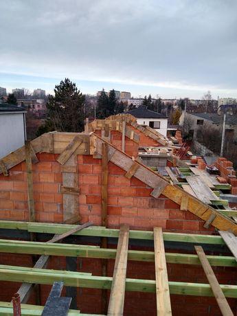 WOLNE TERMINY !!! Budowy domów od podstaw, wykończenia, SSO