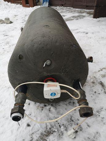 Bojler 120 l CO z grzałką elektryczną