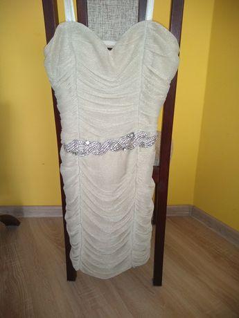 Sukienka na ślub, wesele s 36 stan idealny