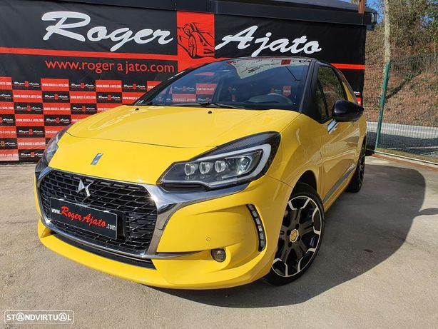 DS DS3 SPORT CHIC 1.6 BlueHdi - 115cv