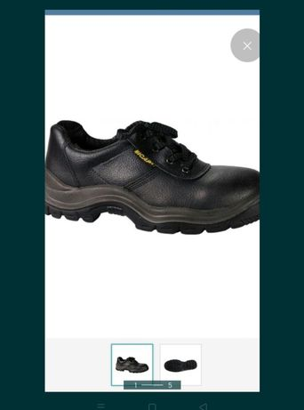 Новые  Ботинки Италия Рабочие 42 р.  (Защитная обувь) Кожа Спецодежда