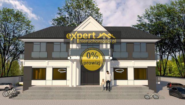 Inwestycja mieszkaniowa dla dewelopera 1166zł/m2
