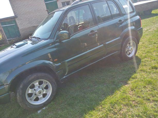 Suzuki grand vitara 2.0 2002