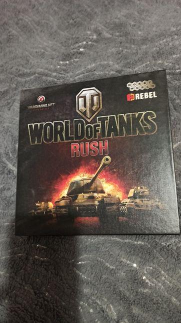 gra planszowA World of tanks rush