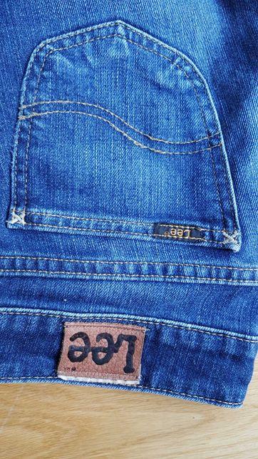 Jeansy Lee vintage W28 L31