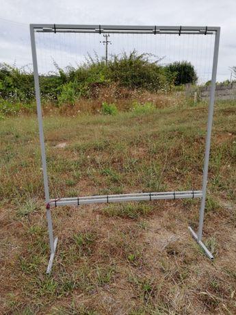 Harpa metálica mata vespas velutina para apiário