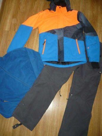 Костюм лыжный S Сборный Куртка яркая