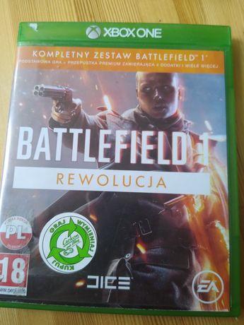 Xbox one gra Battlefield 1 rewolucja
