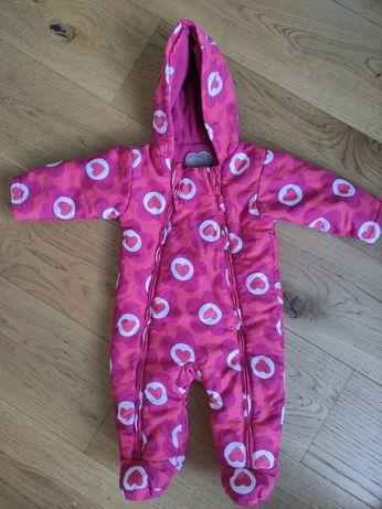 Kombinezon zimowy niemowlęcy 68 Marks& Spencer