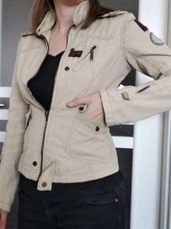 Женская котоновая куртка, курточка Resist R-STAR RAW (размер S)