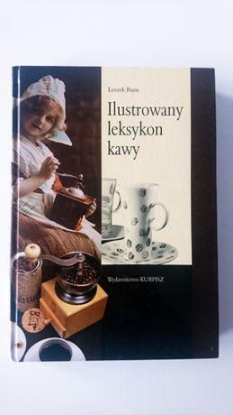 Ilustrowany leksykon kawy Leszek Rum
