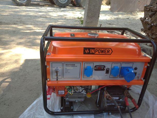 Прокат оренд генератора бетономішалки тачки відбійного молотка.