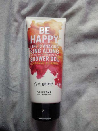 ŻEl pod prysznic Feel Good Be Happy Oriflame
